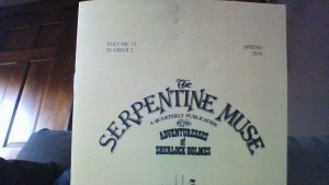 Serpentine Muse